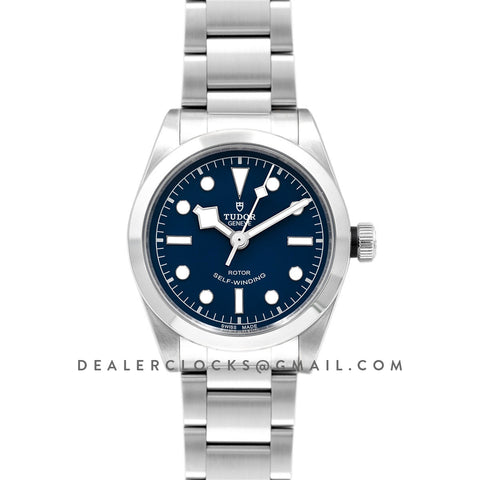 Black Bay 41 Blue Dial Ref M79540-0004