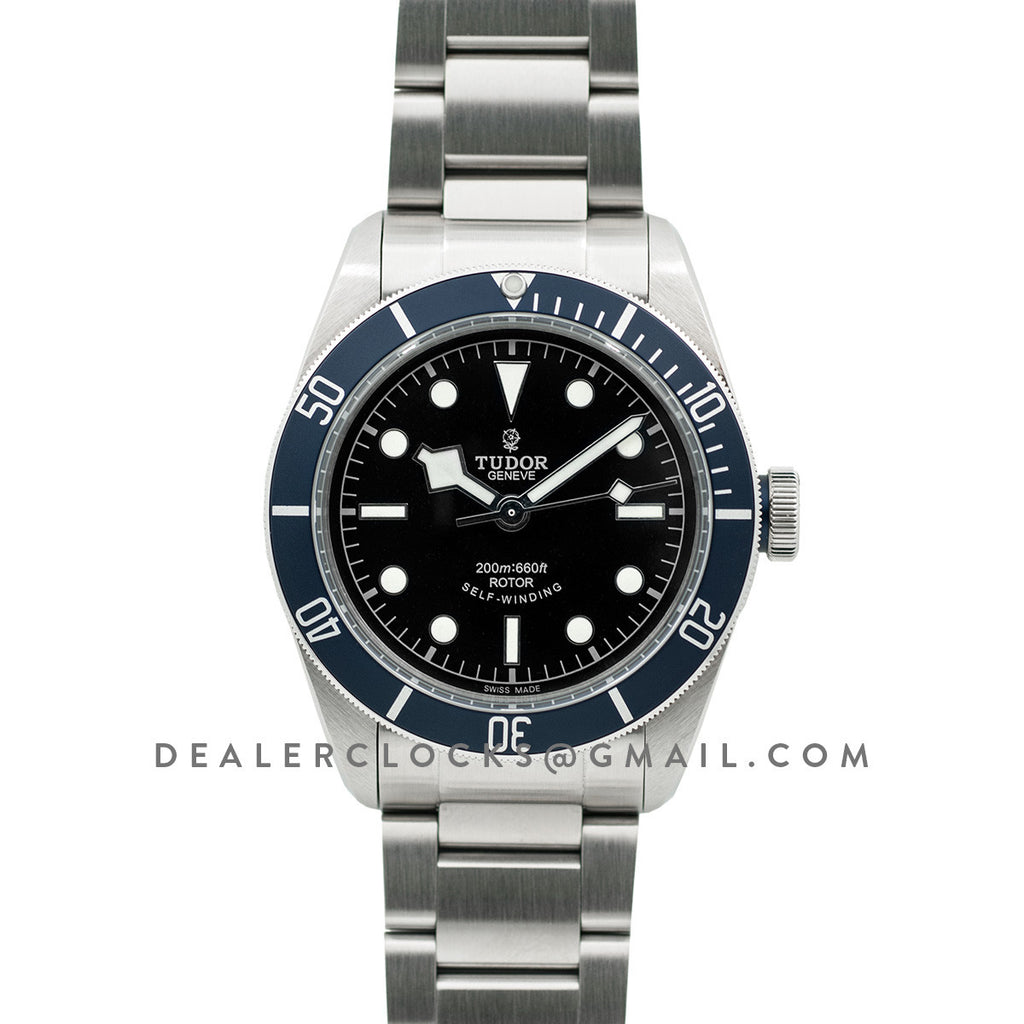 Tudor Heritage Black Bay replica Blue 79220B – Dealer Clocks
