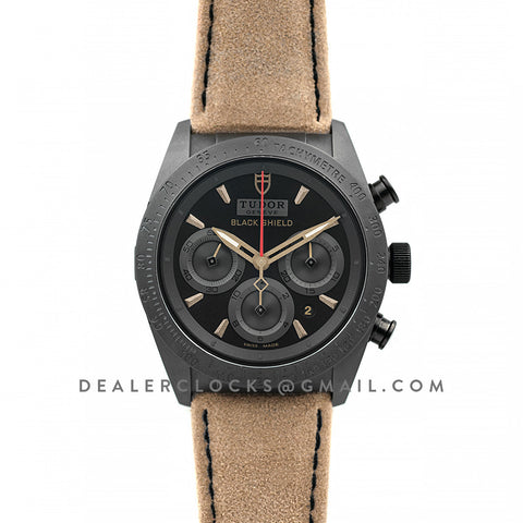 Tudor Fastrider Black Shield Reference 42000CN Bronze