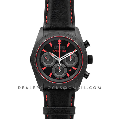 Tudor Fastrider Black Shield Reference 42000CR Red