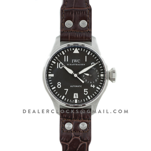 Big Pilot's Watch IW500402 White Gold