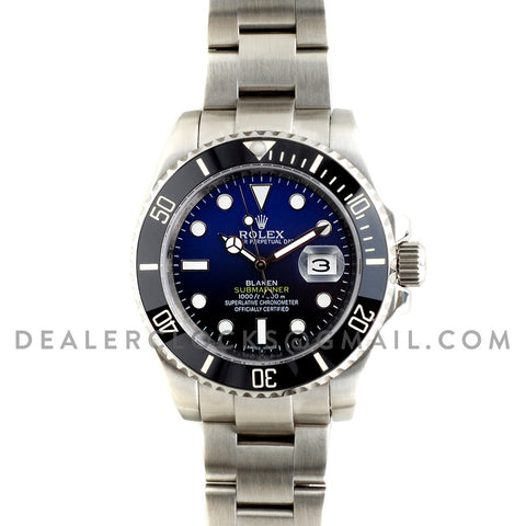 Blaken Submariner D Blue Steel