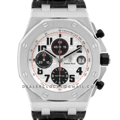 Royal Oak Offshore Silver Themes