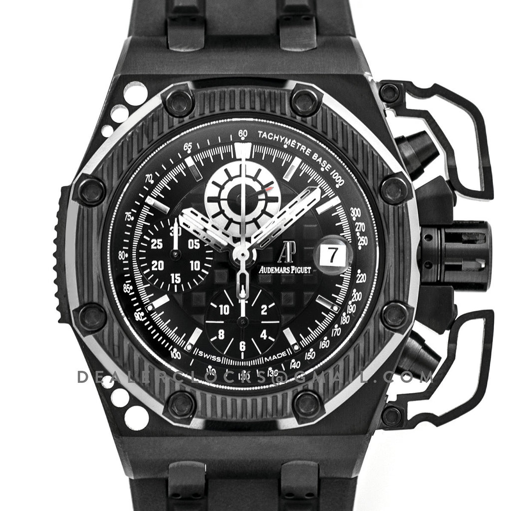 Royal Oak Offshore Survivor Of Audemars Piguet Royal Oak Offshore Survivor Replica Dealer Clocks