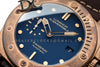 PAM671 Luminor Submersible 1950 3 Days Automatic Bronzo