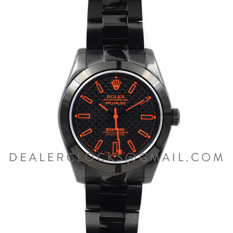 Bamford Milgauss SE Stealth GV Orange