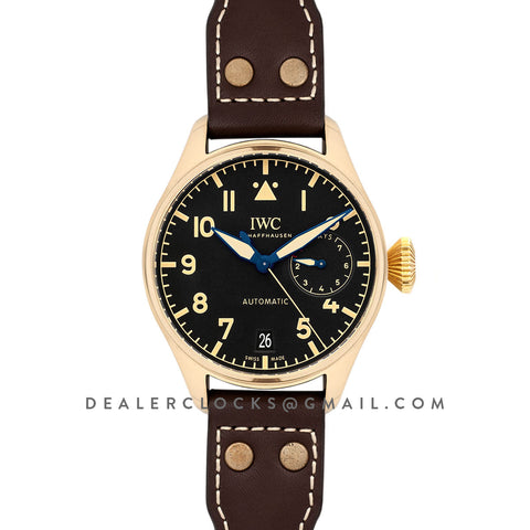 Big Pilot's Watch Heritage IW501005