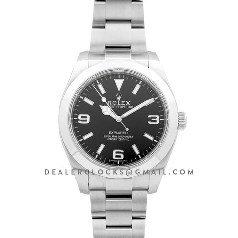 Explorer I 214270 Black Dial 39mm