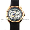 Arceau Squelette in Rose Gold (Slate Grey Dial)