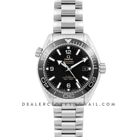 Planet Ocean 600M Omega Co-Axial Master Chronometer 43.5mm Black Dial Ref 215.30.44.21.01.001