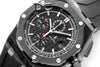 Royal Oak Offshore Novelty 44mm Forged Carbon