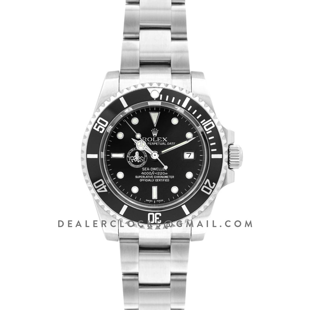 Rolex Sea Dweller 16600 Polipetto Replica Dealer Clocks