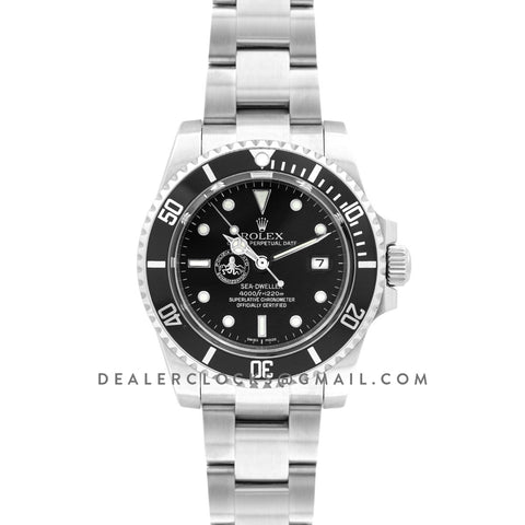 Sea-Dweller 16600 'Polipetto'