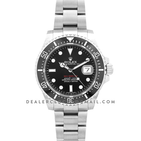 Sea-Dweller 50th Anniversary 126600