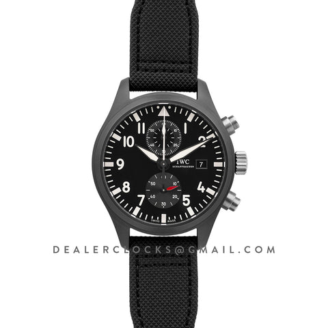 Top Gun Pilot's Watch Chronograph IW389001 Ceramic