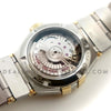 Constellation Ladies 27mm White Mother of Pearl Dial Bi Metal Yellow Gold