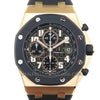 Royal Oak Offshore Rubberclad Rose Gold