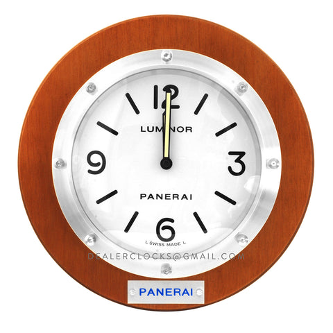 Pam 112 Dealer Wall / Table Clock