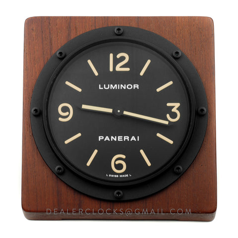 Pam 254 Table / Desk Clock