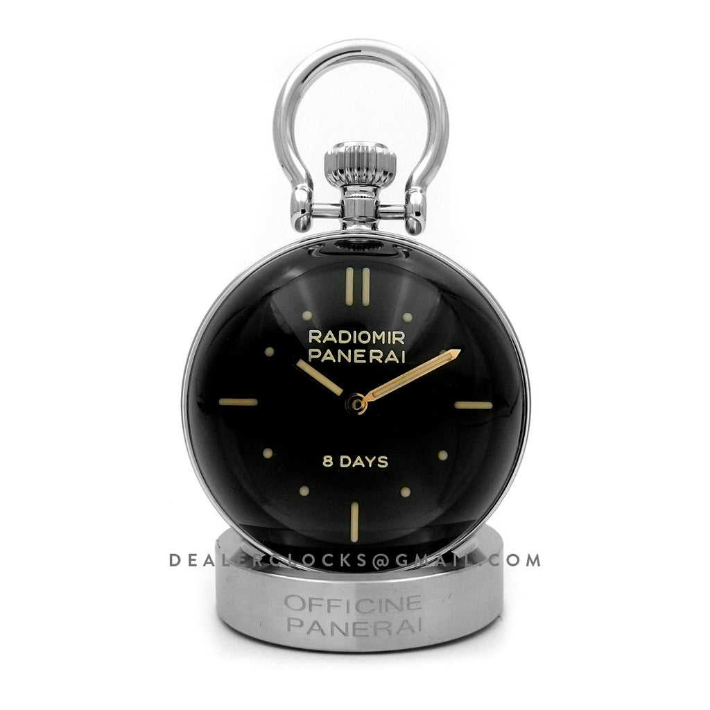 Pam 641 Table Clock 8 Days
