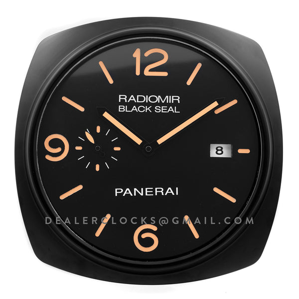 Panerai Wall Clocks Collection Dealer Clocks