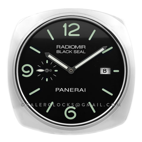 Radiomir Black Seal in Steel