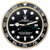 XL GMT Master II Series Gold (Black Bezel)