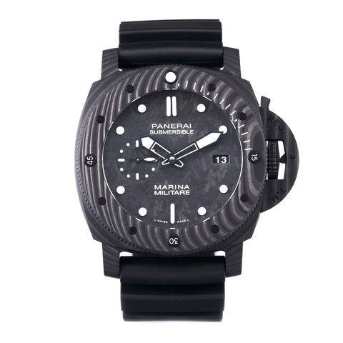 PAM979 Luminor Submersible Marina Militare Carbotech