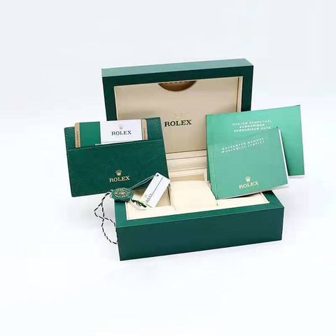Rolex New Version Box and Paper