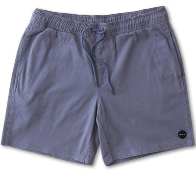 Escape Elastic Walkshort - Slate Bottoms RVCA Slate S
