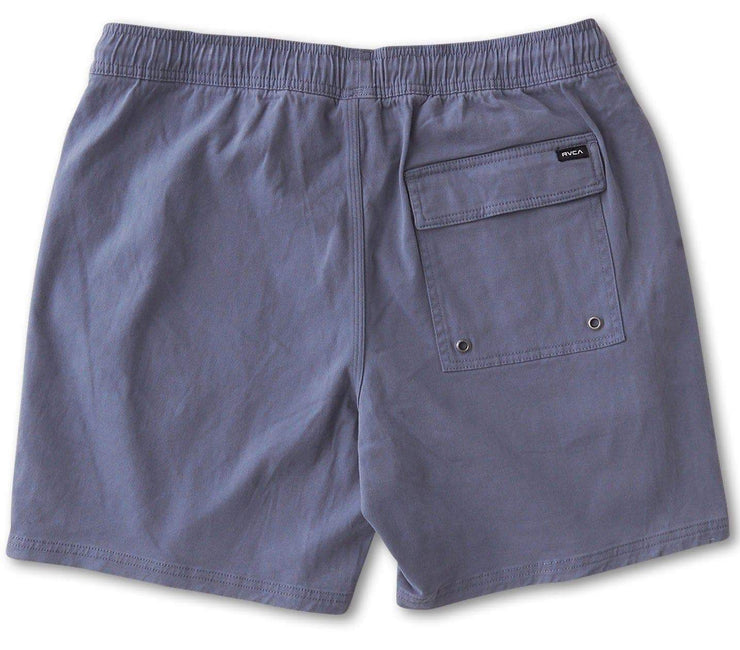 Escape Elastic Walkshort - Slate Bottoms RVCA