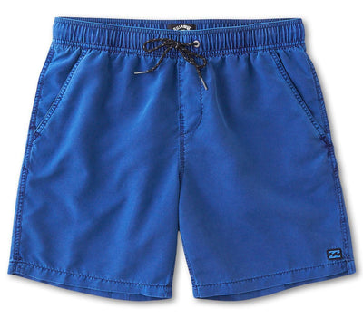 All Day Layback Boardshort - Cobalt Bottoms Billabong