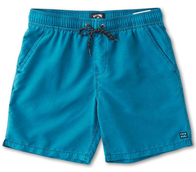 All Day Layback Boardshort - Dark Aqua Bottoms Billabong Dark Aqua S