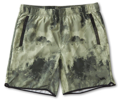 Yogger IV Workout Short - Painted Green Bottoms RVCA Painted Green S