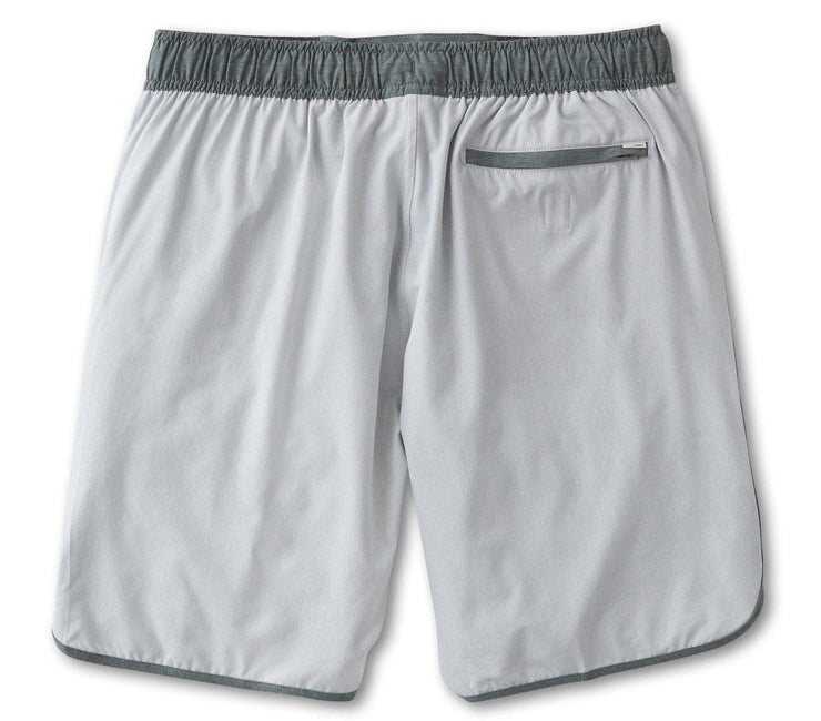 Banks Short - Mineral Linen Texture Bottoms Vuori