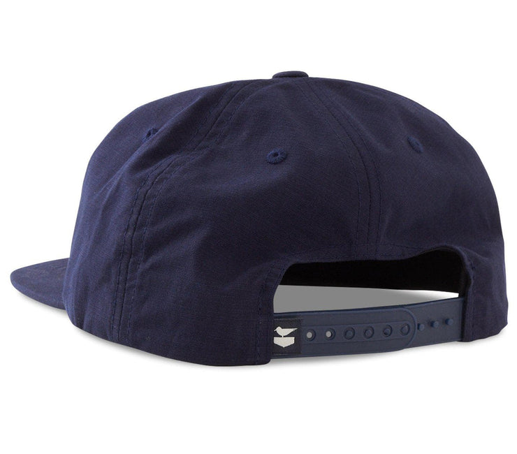 Oasis Snapback Hat - Navy Headwear Jetty