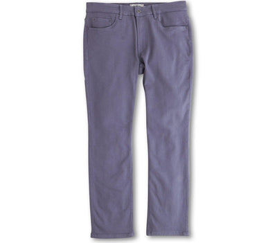 Brock Stretch Chino Pant - Grey Bottoms Flag & Anthem Grey 30 30