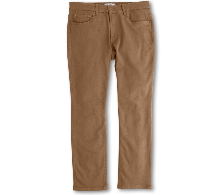 Brock Stretch Chino Pant - Khaki Bottoms Flag & Anthem Khaki 30 30