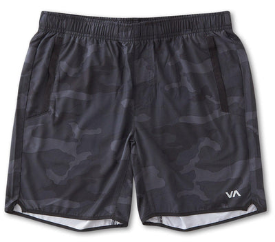 Yogger IV Workout Short - Camo Bottoms RVCA Camo S
