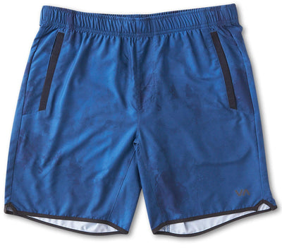 Yogger IV Workout Short - Painted Blue Bottoms RVCA Painted Blue S
