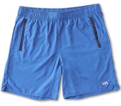 Yogger IV Workout Short - Surplus Blue Bottoms RVCA Surplus Blue S