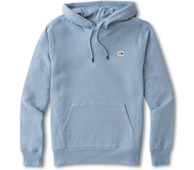 Heritage Patch Hoodie - Tourmaline Blue Outerwear The North Face Tourmaline Blue S