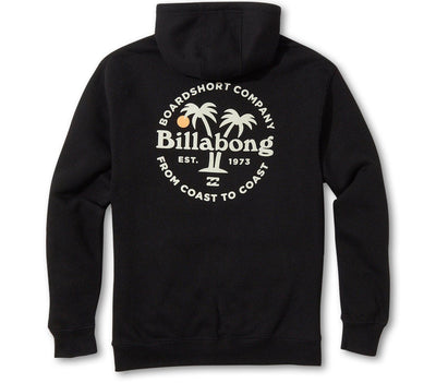 Coaster Fleece Hoodie Outerwear Billabong