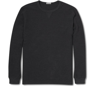 Therman Thermal Knit - Black Tops Katin Black Wash S