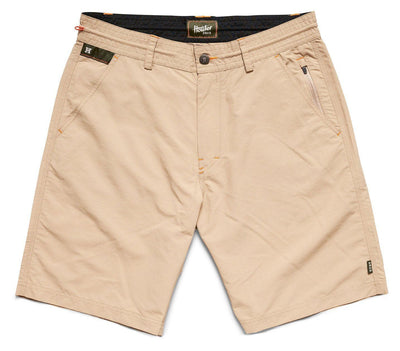 Horizon Hybrid Shorts - Tan Bottoms Howler Bros Tan 30