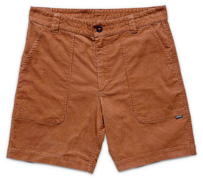 Cornerstone Corduroy Shorts Bottoms Howler Bros Clay 30