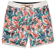 "Cloud Forest Bruja Stretch Boardshorts - 8.5"" Inseam Bottoms Howler Bros Sherbert 30"