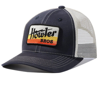 Howler Electric Hat - Deep Navy Headwear Howler Bros Deep Navy