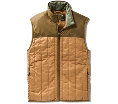 Ultralight Vest Outerwear Filson Dark Tan M