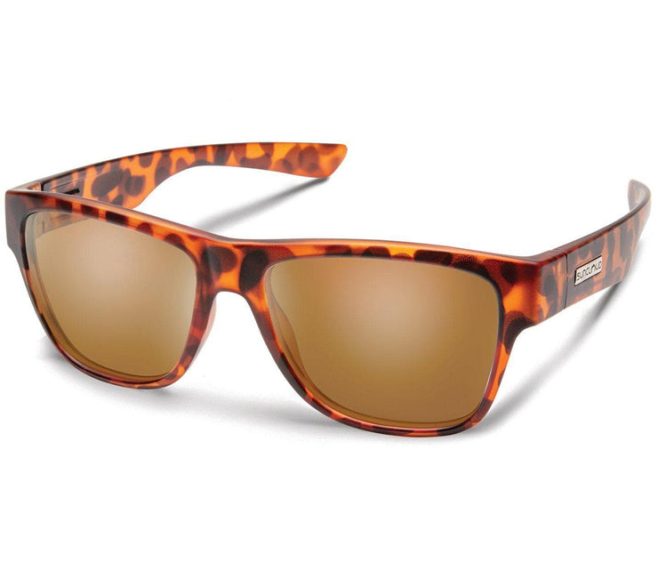 Redondo - Matte Tortoise, Polarized Brown Accessories Suncloud Matte Tortoise, Polarized Brown